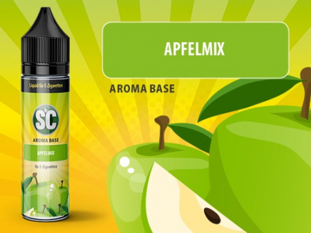 Shake and Vape Apfelmix 0mg/ml 50ML