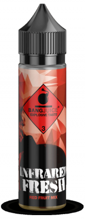 Bang-Jucie Shake and Vape Infrared Fresh 0mg/ml 15ML