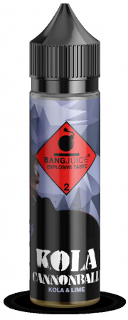 Bang-Jucie Shake and Vape Kola Cannonball 0mg/ml 15ML