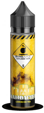 Bang-Jucie Shake and Vape Radioactea 0mg/ml 15ML