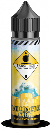 Bang-Jucie Shake and Vape Radioactea Kool 0mg/ml 15ML